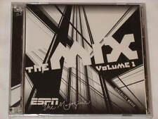 ESPN MIX VOL 1 CD JAY Z DJ CLINTON SPARKS TURNTABLE ASSASSINS KENYON MARTIN NBA