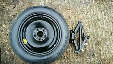 "FORD C MAX 2010-2020 SPACE SAVER 16"" SPARE WHEEL & TYRE, JACK AND SPANNER KIT"