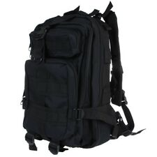 US Outdoor Black Sport BAG Travel Tactical Military Backpack For Hiking Camping