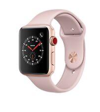 Pink Apple Watch series 3 38 mm gps/cellular