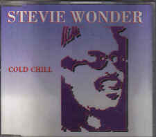 Stevie Wonder-Cold Chill cd maxi single