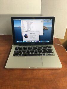 """APPLE MACBOOK PRO A1278 13"""" MID-2012 I7-3520 12GB 256GB SSD CATALINA PMG209"""