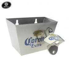 Wall Mounted Beer Bottle opener with Cap Catcher for Bar CORONA Melbourne