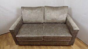Velvet 2.5 Seater Sofa Bed