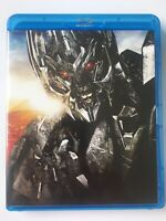 Transformers Revenge Of The Fallen 3 Disc Set Blu-ray, Dvd, Special Features.