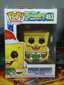 Spongebob Squarepants Pop Animation #453 Vinyl Figure Funko Aus Seller