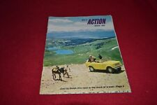 International Harvester Men In Action Magazine Wint 1963 Dealers Brochure YABE16