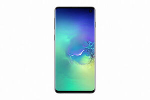 New Samsung Galaxy S10 Green SM-G973F LTE 512GB 4G Sim Free Unlocked UK