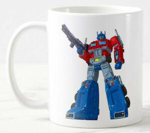 Transformers (No.3) mug 11 oz Large Handle Ceramic Tea/Coffee Mug