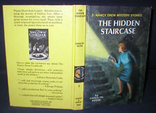 NANCY DREW~#2-THE HIDDEN STAIRCASE~1977 PRINTING~HARDCOVER~CAROLYN KEENE