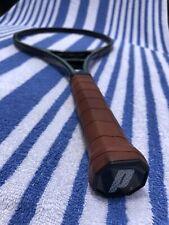 Prince Graphite Tour Oversize 107 - Calfskin 4 3/8 grip Tennis Racquet