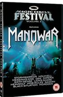 DVD:MAGIA CIRCLE FESTIVAL - VOLUME 1 (Manowar) - NUEVO Región 2 UK