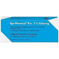 EPI PEVARYL PV BTL Beutel 6X10 g PZN:04419693