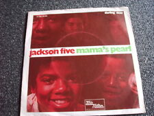Jackson Five-Mama´s Pearl 7 PS-Made in Germany-Michael Jackson