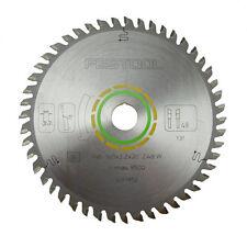 Festool 491952 160x2,2 x20mm 48 L dent fine lame de scie pour scie plongeant TS55-FESTO