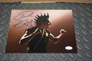 "Jacob Bertrand Autograph Signed 8x10 Photo Cobra Kai ""Hawk"" NETFLIX JSA CERT"