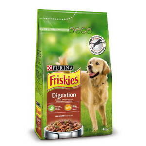 Food For Dogs Sensitive Purina Friskies Vitafit Digestion With Lamb 18Kg