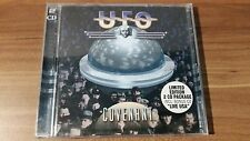 Ufo - Covenant (2000) (2xCD, Limited Edition)  (SPV 087-21892 2CD)