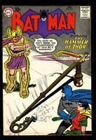 BAT MAN #127 FEATURING THE HAMMER OF THOR! DC COMICS