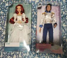 ARIEL and eric  Little Mermaid Wedding Classic Doll - 11 1/2''