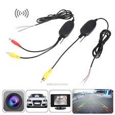 2.4 g Wireless RCA Video Transmitter Receiver Kit für Car Monitor Backup Kamera