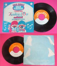 LP 45 7'' ZECCHINO D'ORO Il festival pop I nani magici COLUSSI no cd mc vhs
