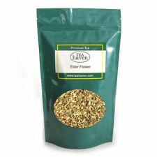 Elder Flower Herb Tea Sambucus Nigra Herbal Remedy - 8 oz bag