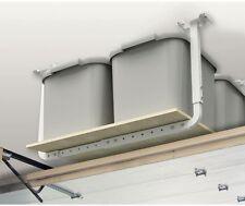 Ceiling Garage Storage Adjustable Height Rack System Organizer Overhead Shelves