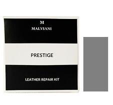Leather Repair Kit - Gray Vernaccia - Restore Furniture Car Seat Purse Sofa Bag