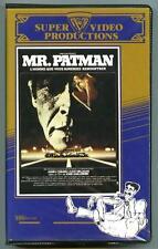 VHS Mr. PATMAN, de John Guillermin, avec James Coburn, Kate Nelligan