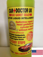 Head Gasket SEALER CAR DOCTOR ACTIVE Liquid INTELLIGENCE SEALS BLOWN GASKET