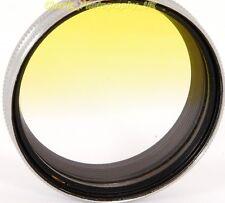 Leitz Gb. Graduated Yellow E36 Taper Screw Filter for LEICA Summitar f=5cm 1:2