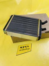 New + Original Opel Ascona B Manta B Cih Sr GTE Heating Cooler Heating Radiator