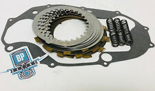 06-20 Raptor 700 Clutch Kit Dune Trail Fiber Steel Springs W/ Gasket Kit Pack