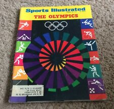 Sports Illustrated August 28, 1972 Munich Olympics Cover