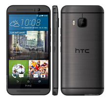 """5"""" HTC One M9 32GB 20MP 4G LTE Android OS Smart Phone Unlocked (Gunmetal Gray)"""