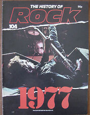 ORBIS-The History of Rock (17 issues) CREAM-Jethro Tull-The Kinks (LONDON)