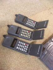 3- Motorola Flip Phone with Battery