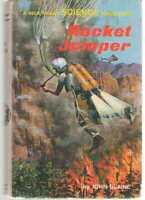 Rick Brant #21 - Rocket Jumper by John Blaine - 1st Edition Hardback