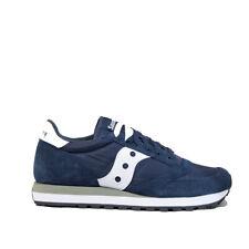 Scarpe da uomo Saucony Jazz Original S2044-316 blu Sneakers passeggio sportiva