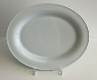 Arzberg Move Sequence Platte 31 cm oval Fleischplatte Vorlegeplatte Teller