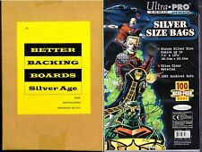 Comic Bag and Board Combo Silver Age. (Ultra Pro)