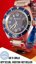 NEW VOSTOK Komandirskie Automatic RUSSIAN MILITARY WATCH - OFFICIAL UK RETAILER
