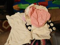 Giggle Life Optimize Cloth Diapers /& Insert Lot Fits Babies 7-36 lbs