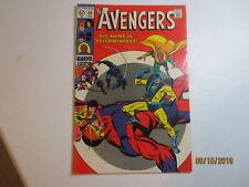 Rare original Avengers Comic Book issue #59 FNVF Condition