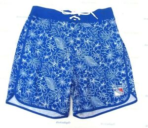 New York Rangers Men's G-III Large Wave Volley Shorts 914