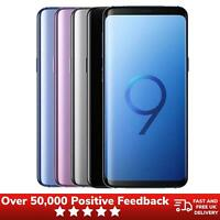 Samsung Galaxy S9+ Plus 256GB 128GB UNLOCKED Smartphone in Ocean Blue