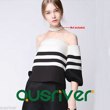 Unbranded Polyester Striped Clothing for Women