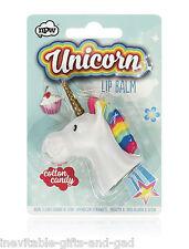 x 12 Unicorn Lip Balm Cotton Candy NPW Magical Unicorn Bulk Wholesale Party Bag