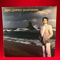 MIKE OLDFIELD Incantations 1978 UK double Vinyl LP EXCELLENT CONDITION record D